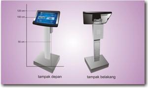 Kiosk Touchscreen XII2