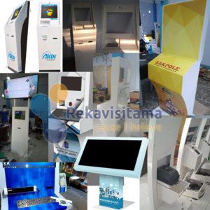 Jasa Pembuatan Casing Kiosk-touchscreen