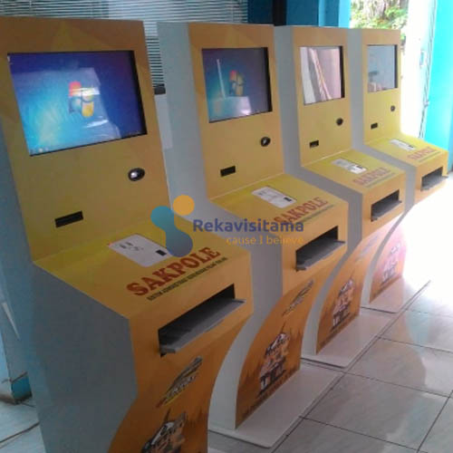 kiosk custom