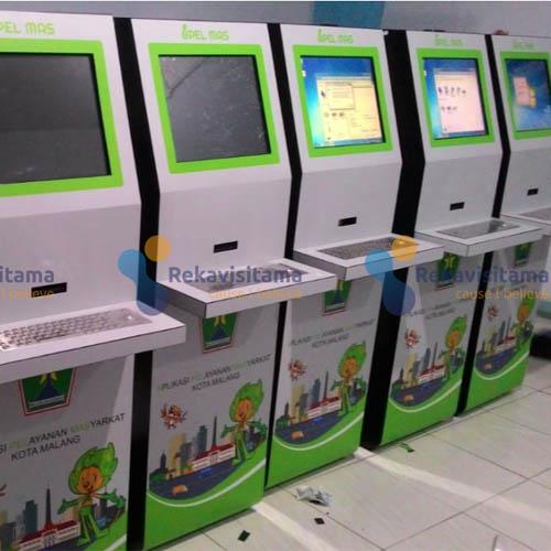 kiosk informasi