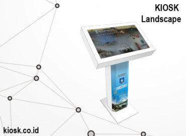 kiosk landscape