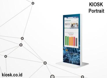 kiosk portrait