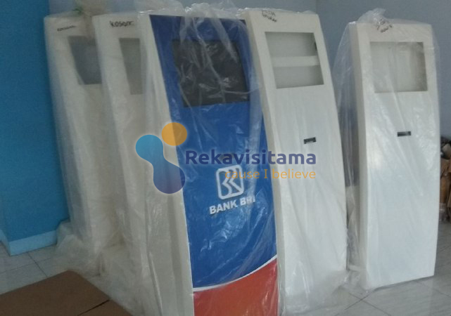 stok kiosk-mesin antrian-bank bri